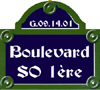 Boulevard SO 1ère