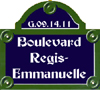 Boulevard Regis-Emmanuelle