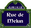 Rue de Melun