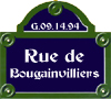 Rue de Bougainvilliers