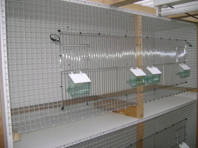 fabrication de deux cages stephane p. Black Bedroom Furniture Sets. Home Design Ideas