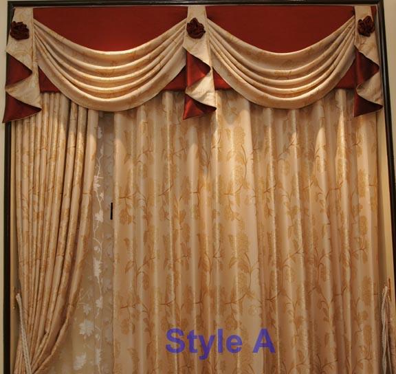 Как красиво задрапировать шторы в