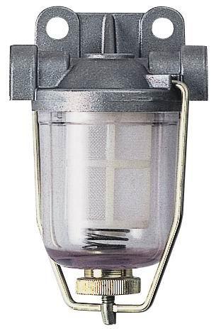 Filtro decantador de agua para gasolina