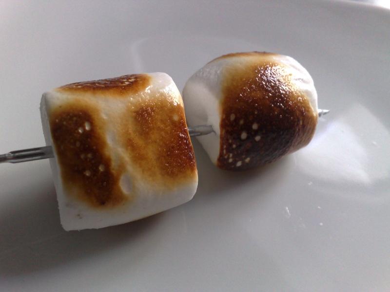 Comment faire un bon marshamallow grillé Le blog où on