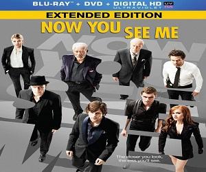 فيلم Now You See Me 2013 BluRay مترجم بنسخة بلوراي 576p