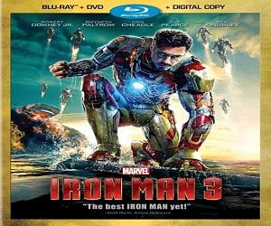 فيلم Iron Man 3 BluRay مترجم - نسخة بلوراي أصلية بجودة 720p