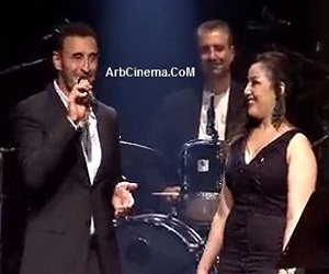 أغنية ساعه كاظم الساهر ويسرا محنوش MP3 من برنامج محبوبي انا
