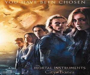 فيلم Mortal Instruments City of Bones 2013 مترجم نسخة BluRay