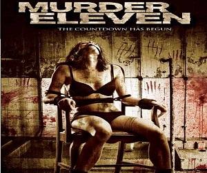 فيلم Murder Eleven 2013 مترجم DVDrip جريمة وغموض