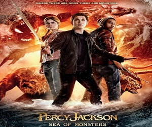 إنفراد فيلم Percy Jackson Sea of Monsters 2013 مترجم