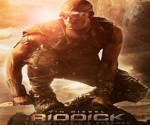 فيلم Riddick 2013 مترجم بجودة ديفيدي DVD scr بترجمة واضحة