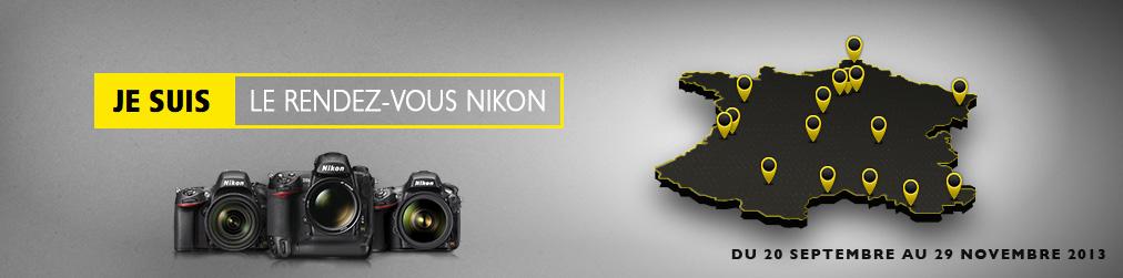 Nikon organise des journées portes ouvertes