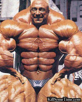 هل شاهد كمال أجسام مثل هذا - أقوى رجل في العالم