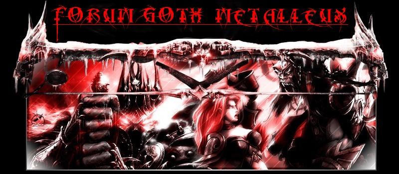 forum goth métalleux