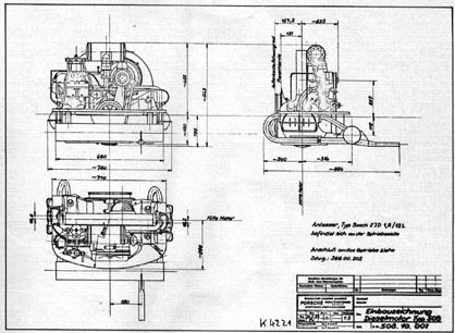 Flat4 diesel vw porsche son histoire photos videos liens for Cox plans