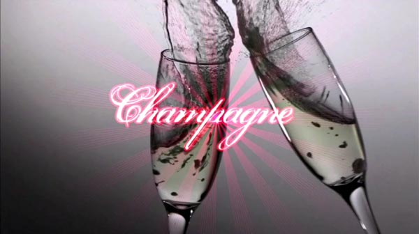 Andrea and Sahara feat. Shaggy - Champagne