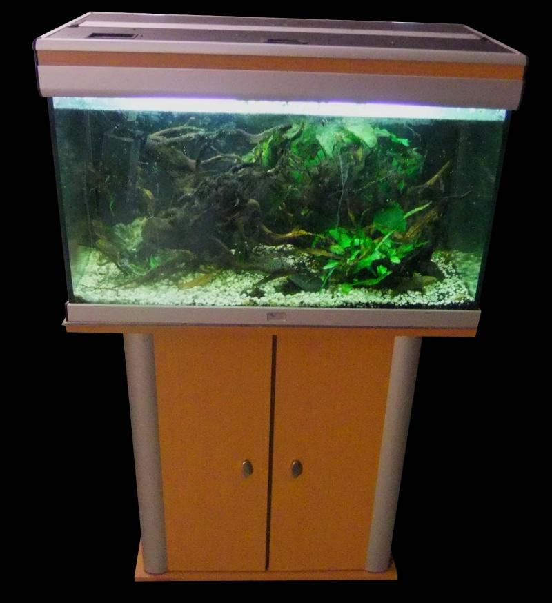 Aquarium meuble 120 litres - Meuble pour aquarium 120 litres ...