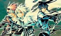 Actu Manga, D.Gray-Man, Hoshino Katsura, Jump Square, Manga,