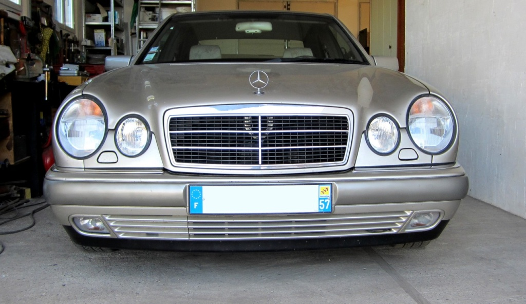 Mercedes E290 Td Bva Elegance Vente Voitures
