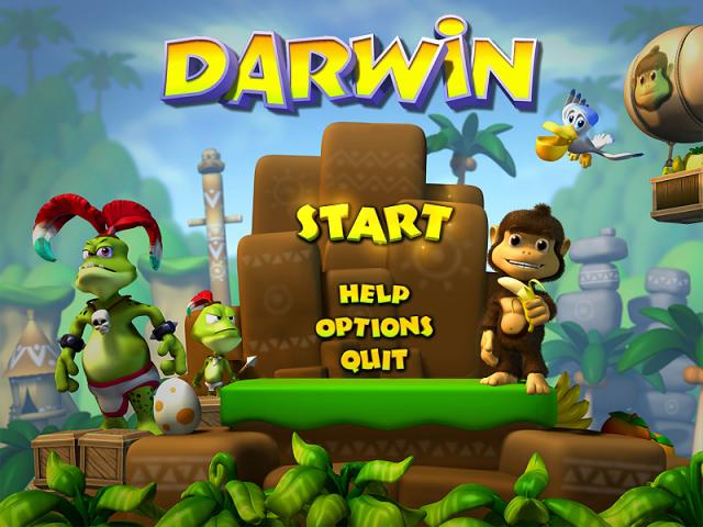 اللعبة الجمليلة والرائعة Darwin