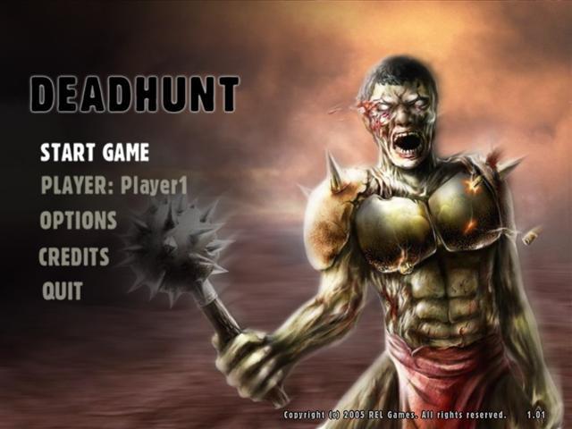 اللعبه الممتعه والرائعة DeadHunt بحجم