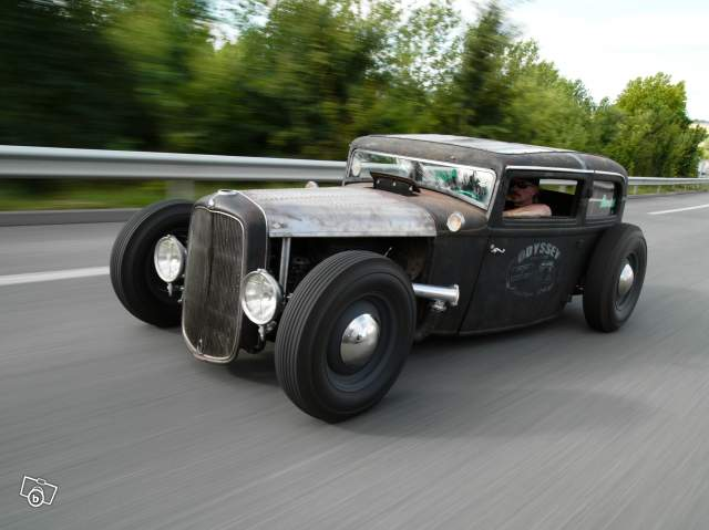 V ritable hot rod vendre - Leboncoin com ile de france ...