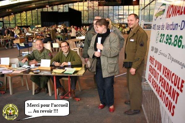 bourse militaria belgique