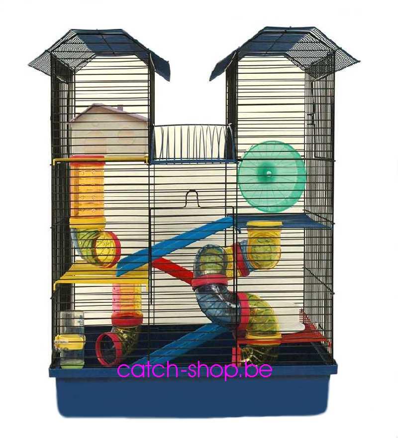 cage hamster pas cher trouvez le meilleur prix sur voir. Black Bedroom Furniture Sets. Home Design Ideas