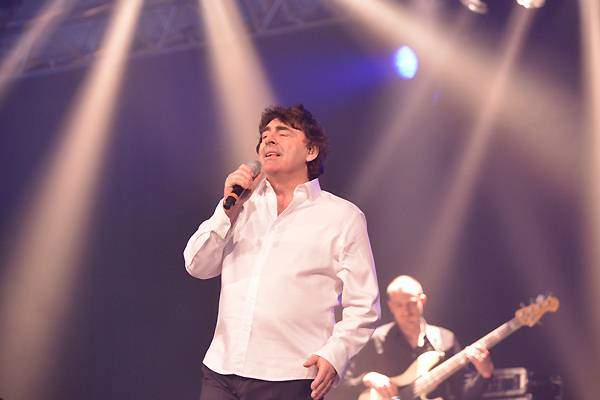 Claude Barzotti concert Vandoeuvre les Nancy le 24 fevrier 2013