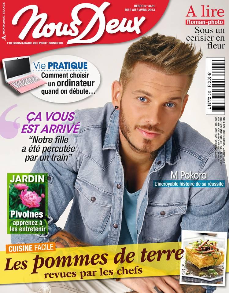 Magazine Nous deux du 2 au 8 avril 2013