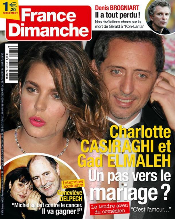 France Dimanche du vendredi 29 mars au jeudi 4 avril 2013