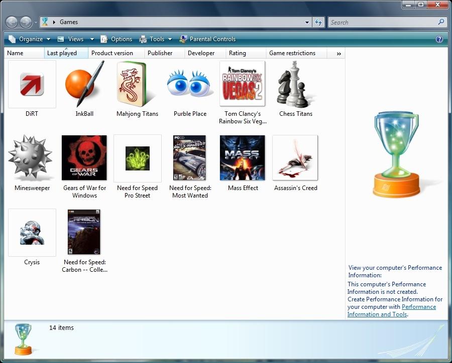 Mejorar La Biblioteca De Juegos En Windows 7 Champions Of Regnum