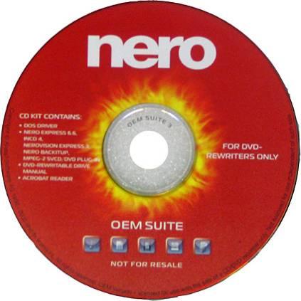Nero 9 Multilanguage (1 dvd)