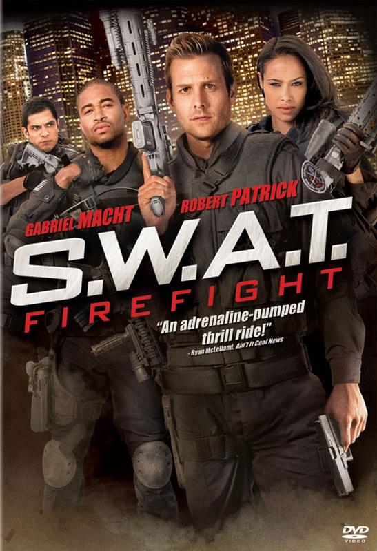 S.W.A.T. Fire fight 2011