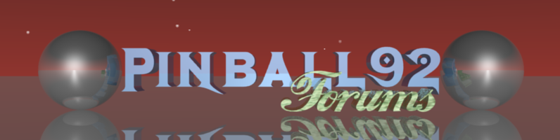 Forum de Pinball92