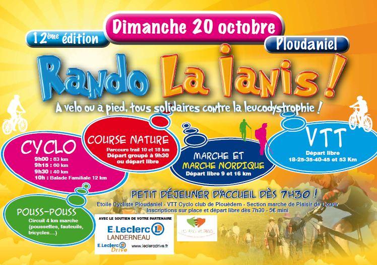 Rando la IANIS à Ploudaniel Dimanche 20 octobre ianis10