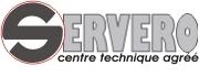 logo servero - centre technique agréé montpellier