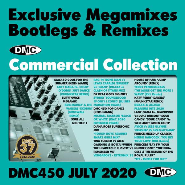 DMC Commercial Collection 450 (2020)