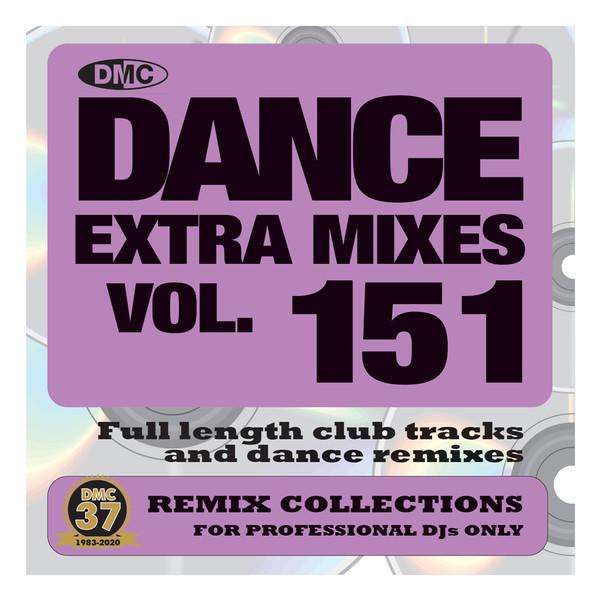 DMC Dance Extra Mixes 151 (2020)