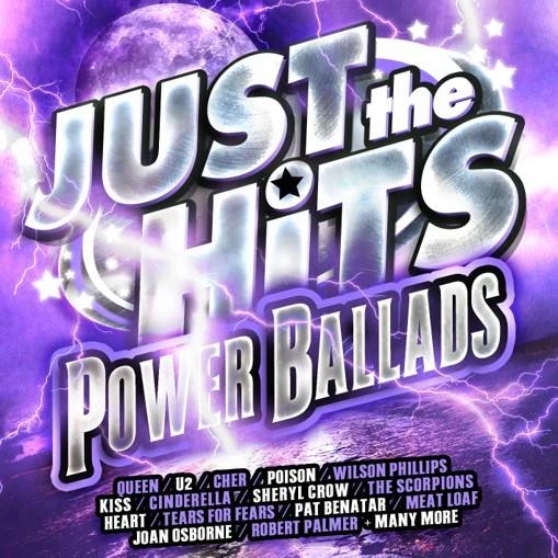 Just The Hits : Power Ballads (2020)