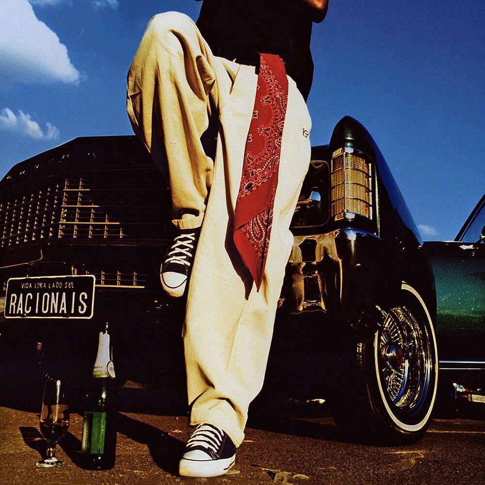 Racionais MC's – Nada Como Um Dia Após O Outro Dia (2002)