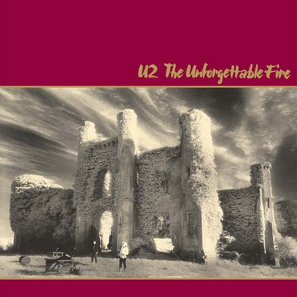 U2 - The Unforgettable Fire (1984)