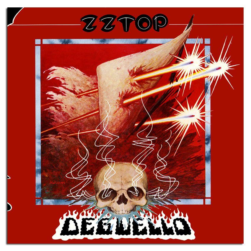 ZZ Top - Deguello (1979)