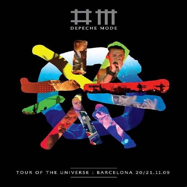 Depeche Mode - Tour Of The Universe - Barcelona (2009)