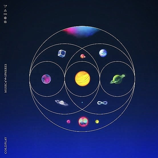 Coldplay - Music Of The Spheres (2021)