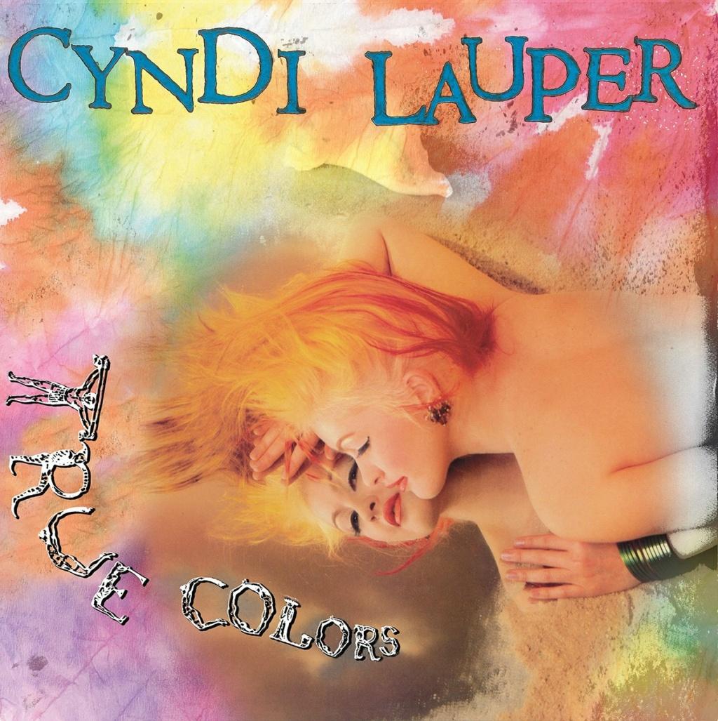Cyndi Lauper - True Colors (35th Anniversary Edition) (2021)