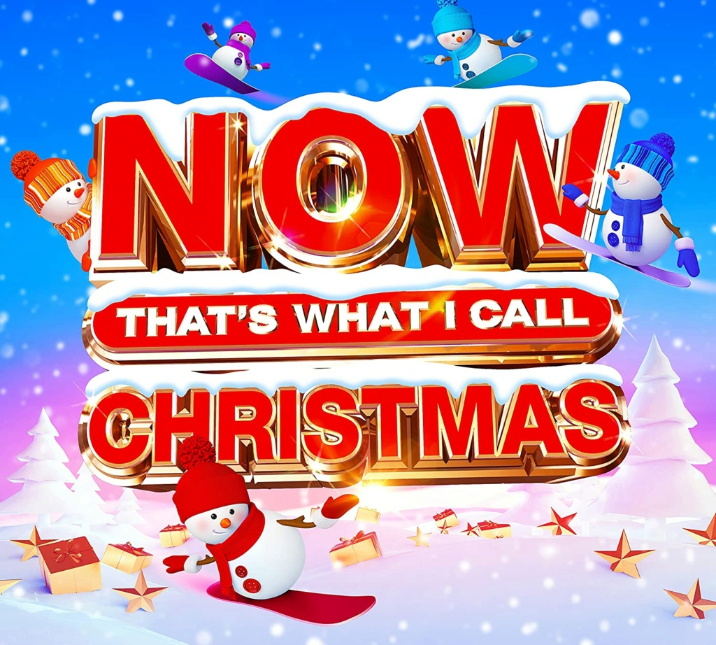 Now That's What I Call Christmas (2021)