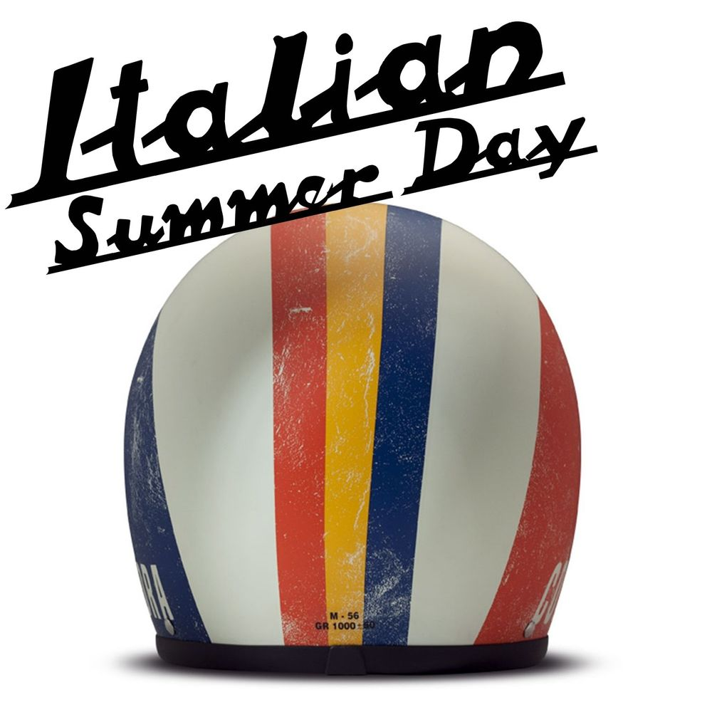 Italian Summer Day - Orange Juice Records Vintage (2020)