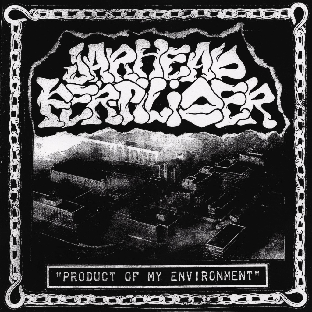 Jarhead Fertilizer - Product of My Environment (2021)