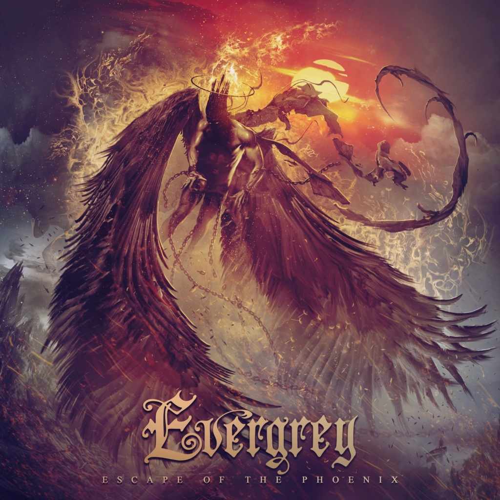 Evergrey - Escape of the Phoenix (2021)